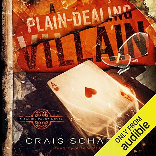 A Plain-Dealing Villain cover art