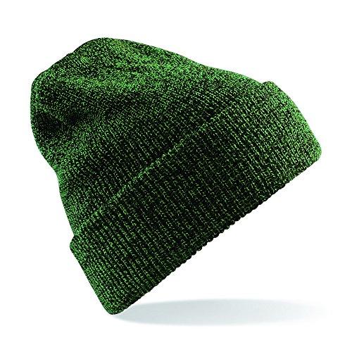 Heritage Style Beanie Mütze Gr. Einheitsgröße, grün