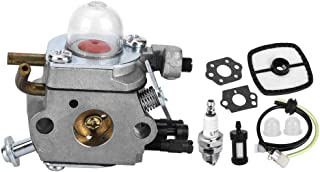 Bladafvalblazer Carburateur, Aluminium Carburateur Kit Fit voor PB ‑ 2155 Bladafvalblazer voor Zama C1U ‑ K43B voor Carb E...