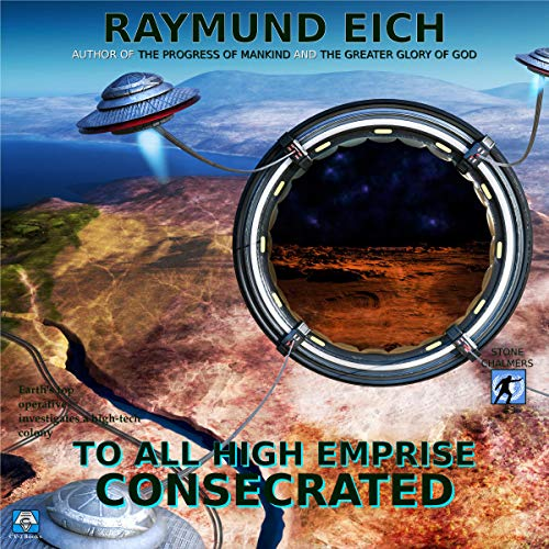 To All High Emprise Consecrated audiobook cover art