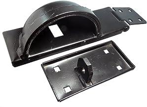 24 Sets X Hasp & Nietje H/D + Hangslot Bescherming Beveiliging Bar Hand