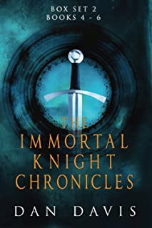 The Immortal Knight Chronicles Box Set 2: Books 4 - 6