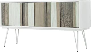 PEÑA VARGAS - Home & Living - Aparador Moderno - Atenas 3 Puertas (155x45x80)