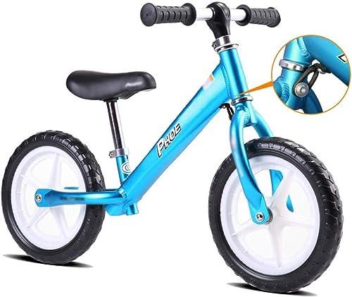 descuentos y mas HAO-JJ Equilibrio Infantil Infantil Infantil Auto Baby yo Car 2-3-6 años Scooter de aleación de Aluminio for Niños pequeños toboganes for Niños sin Pedal (Color   azul )  Ven a elegir tu propio estilo deportivo.