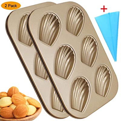 Carbon Steel Cupcake Baking Tray Nonstick Canne...