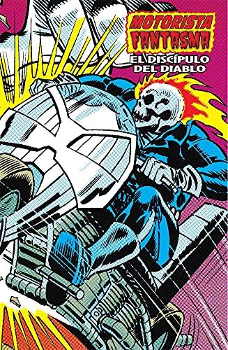 Marvel limited motorista fantasma. el discípulo del diablo 2