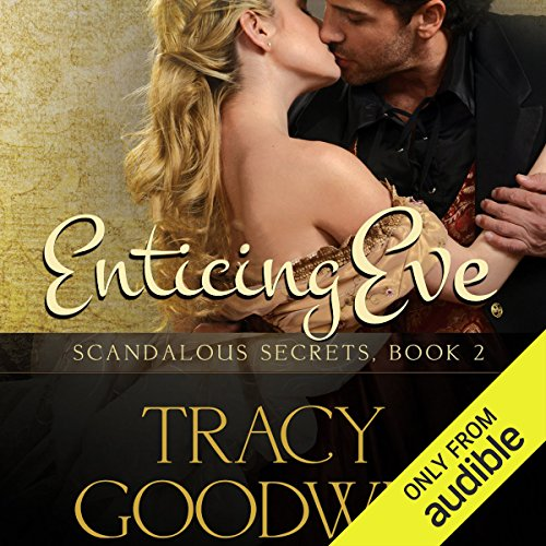Enticing Eve audiobook cover art