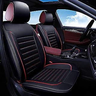 2 X frentes Honda CRV-Resistente Negro Resistente Al Agua Fundas De Asiento Protectores De//