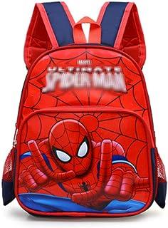 Petit Spiderman Crawler-Sac /à Dos 3D