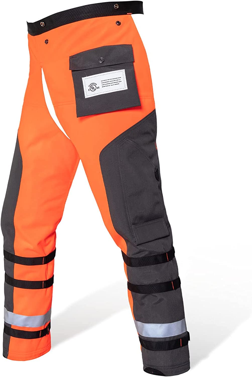 YARDMARIS Technical All stores are sold Wrap Brand new Chainsaw Chaps by Layers UL C Class 8 A