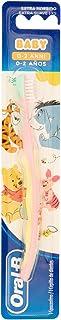 Spazzolino Oral- B Manuale Per Bambini con Personaggi Di Winnie The Pooh 0-2 Anni, A Setole Extra Morbide