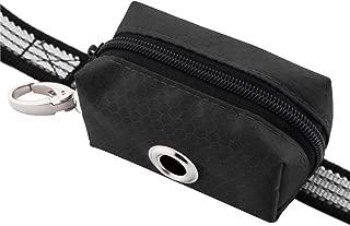 Kulmeo Poop Bag Dispenser Dog Poop Bag Holder Dog Waste Bag Dispenser for Leash Durable NO Stuck