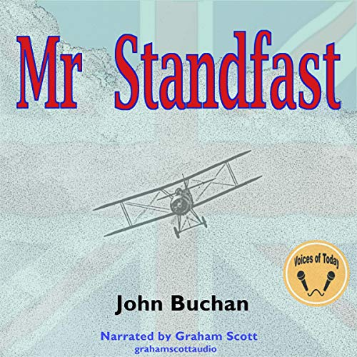 Mr. Standfast cover art