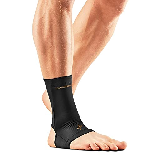 cf8914fdd9 Tommie Copper Unisex Core Compression Ankle Sleeve