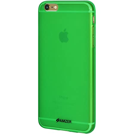 Cell Phones & Accessories Accessories Green Amzer Slim Pudding ...