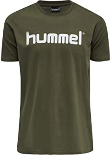 HUMMEL HMLGO COTTON LOGO T-SHIRT S/S