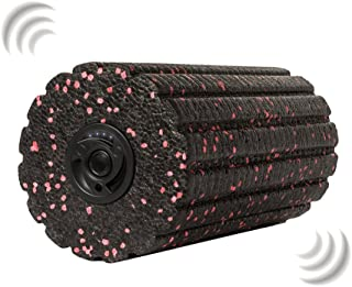 4 Speed Vibrating Exercise Foam Roller Will Have Your Muscles Relaxed and Recovered Faster Than Any Regular Foam Roller! Relax and Heal Sore Muscles Using Our New Deep Tissue Vibration Technology