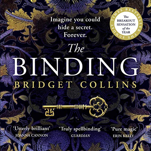 Couverture de The Binding