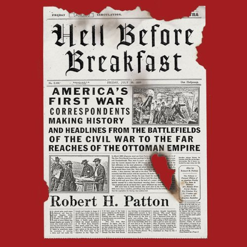 Hell Before Breakfast audiobook cover art