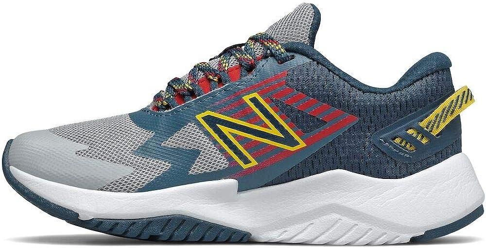 New Balance Kids' Rave Run V1 Lace-up Running Shoe