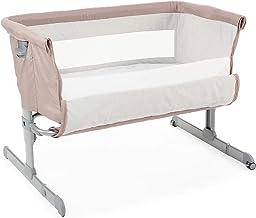 Chicco - Co-Sleeper Next2Me - Aanschuifwieg voor Baby - Instelbare Hoogte - Veilige Installatie - Babybed Inclusief Matras...