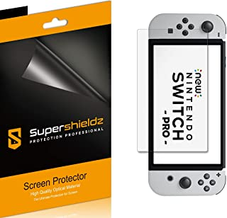 (3 Pack) Supershieldz Anti-Glare (Matte) Screen Protector Designed for Nintendo Switch OLED (2021)