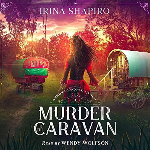 Murder in the Caravan cover art