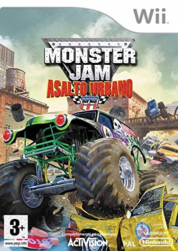 Monster Jam 2:Asalto Ubano