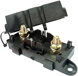 ROSENICE KFZ Sicherungshalter Box, für 1 Mega Backup (M8 Gewinde)