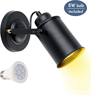 Best wall mounted spotlight with switch Reviews