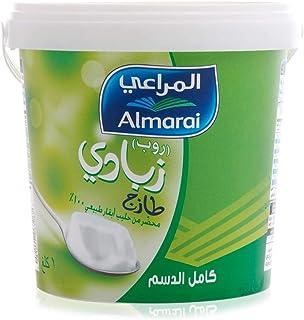 Almarai Full Cream Fresh Yoghurt - 1 Kg