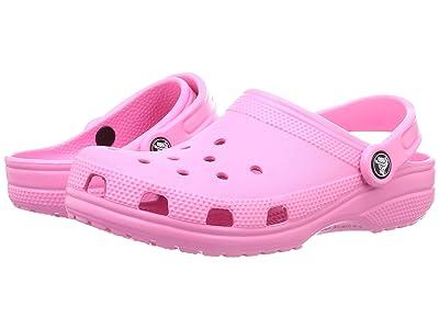Crocs Classic Clog (Pink Lemonade) Clog Shoes