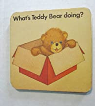 What's Teddy Bear Doing? (Concertina Folding Board Books)