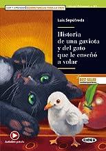 Historia de una gaviota y del gato que le enseñó a volar: Buch + Audio-Angebot