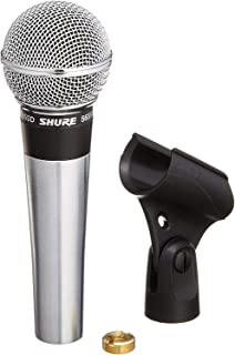 Shure 565SD-LC Microphone without Cable, Silent Magnetic Reed On/Off Switch with Lock-on Option