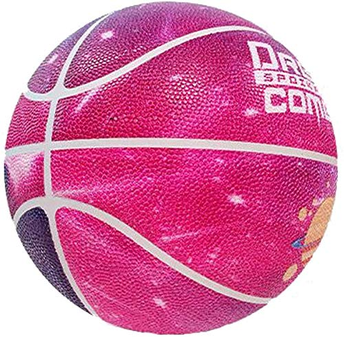 Best Buy! ZHOU.D.1 Basketball- Standard Basketball Indoor and Outdoor No. 7 Basketball Size 9.7 Inch...