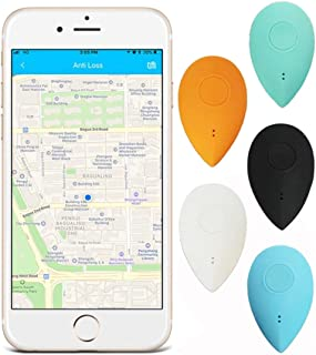 $20 » Auoeer Key Finder, Mini Bluetooth Tracker Devices, Anti-Lost Chip, GPS Remote Controls, Item Finder Smart Tracker, Phone L...