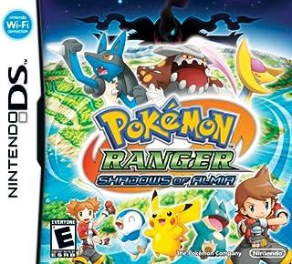 Pokémon Ranger: Shadows of Almia (Nintendo DS) [Edizione: Regno Unito]