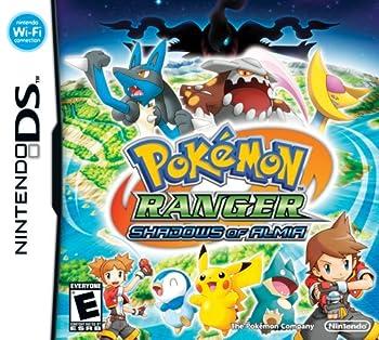 DS Pokémon Ranger  Shadows of Almia - Wii U [Digital Code]