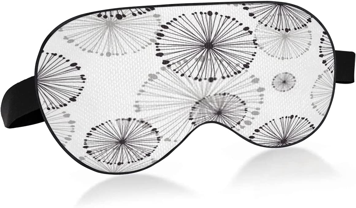 Sleep Mask with Eyes Fashion That Block Dry Relieve Max 71% OFF Light and Seaml