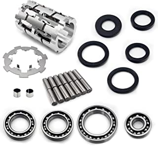 800 East Lake Axle front differential bearing /& seal kit compatible with Polaris Sportsman 300//400 //500//700