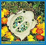 Mosaic Frog Stepping Stone Kit