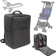 Stroller Gate Check Travel Bag Backpack Compatible for gb Pockit Lightweight Strollers