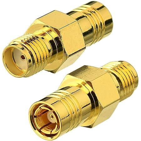 Bingfu Dab Auto Antenne Adapter Sma Buchse Zu Smb Elektronik
