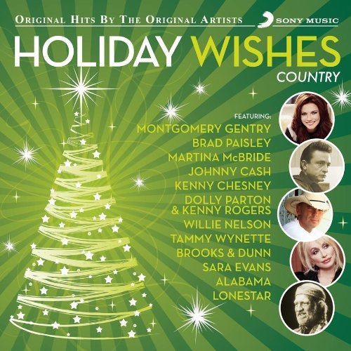 Holiday Wishes - Country