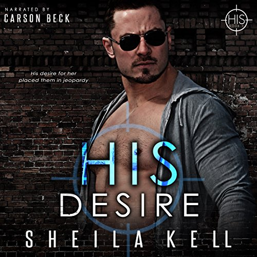 His Desire audiobook cover art