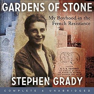 Gardens of Stone cover art