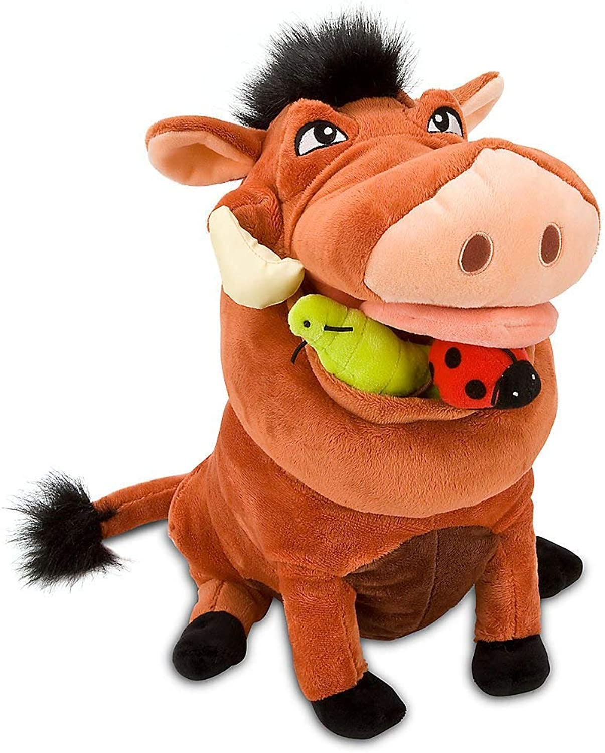 Disney - Pumbaa Plush - The Lion Guard - Medium - 12 1 2 - New with tags by Disney