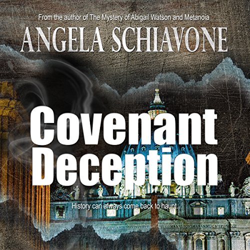 Covenant Deception audiobook cover art