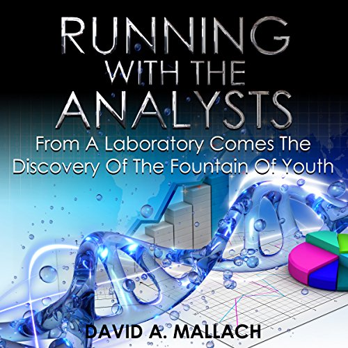 Running with the Analysts audiobook cover art